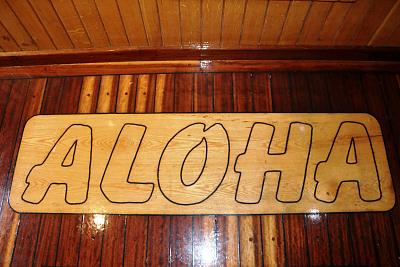 Loď Aloha