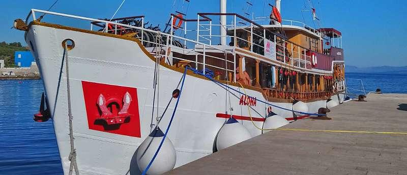 Motorová loď Aloha